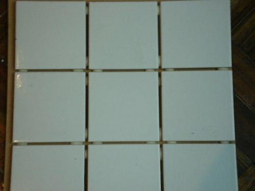 Azulejo blanco mate 10x10 - Azulejos blancos ...