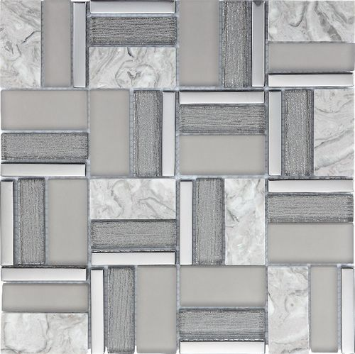 Malla Time Grey 30x30